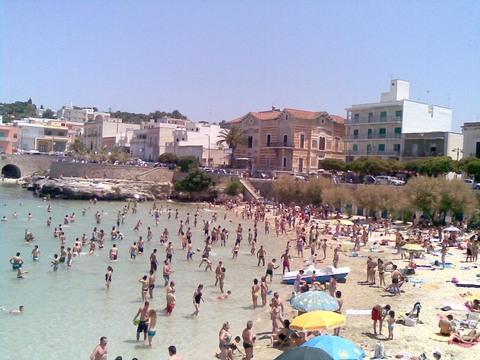 Sparisce la spiaggia di santa maria al bagno quotidiano di - La reggia santa maria al bagno ...
